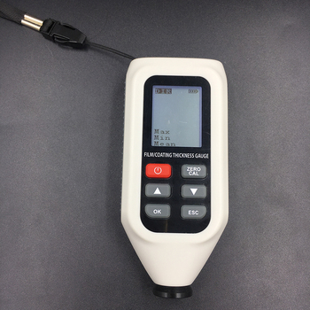 XINTEST HT-128 digital coating thickness meter gauge painting paint thickness tester 0--1300um