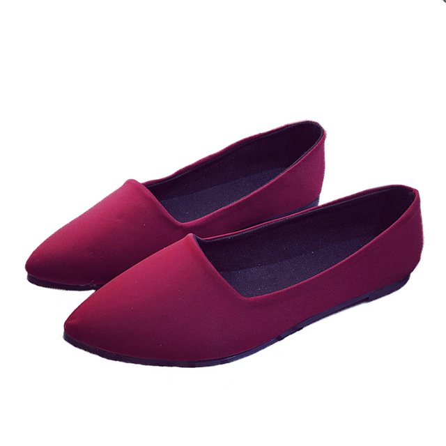 1120f8fc54f8 2018-Woman-shoes-Casualshoes-fashion-spring-woman-pointed-flat -ballet-velvet-shallow-Walk-shoes-platform-shoes.jpg_640x640.jpg
