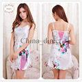 Mujeres Sexy Rayon Silk Robe Pijamas Lencería Camisón Pijama de Satén Kimono Vestido pijama bata de baño femenino vestido de 2 UNIDS set #3796