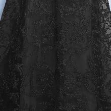DongCMY New HomeComing Dresses WT0030 Vestdio logon Formal long Party Black dress