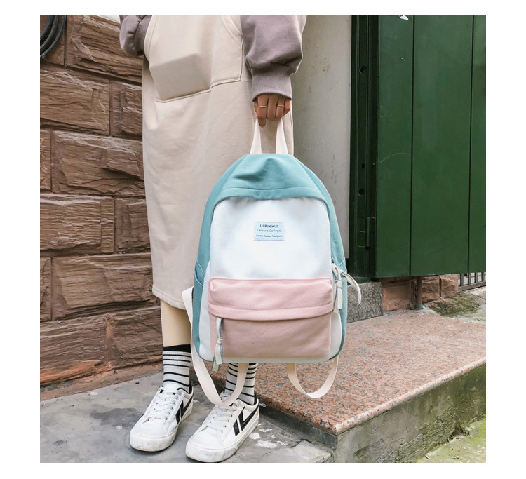HTB16KWFaq67gK0jSZFHq6y9jVXaD 2019 New Fashion Women Backpack Leisure Shoulder School Bag For Teenage Girl Bagpack Rucksack Knapsack Backpack For Women