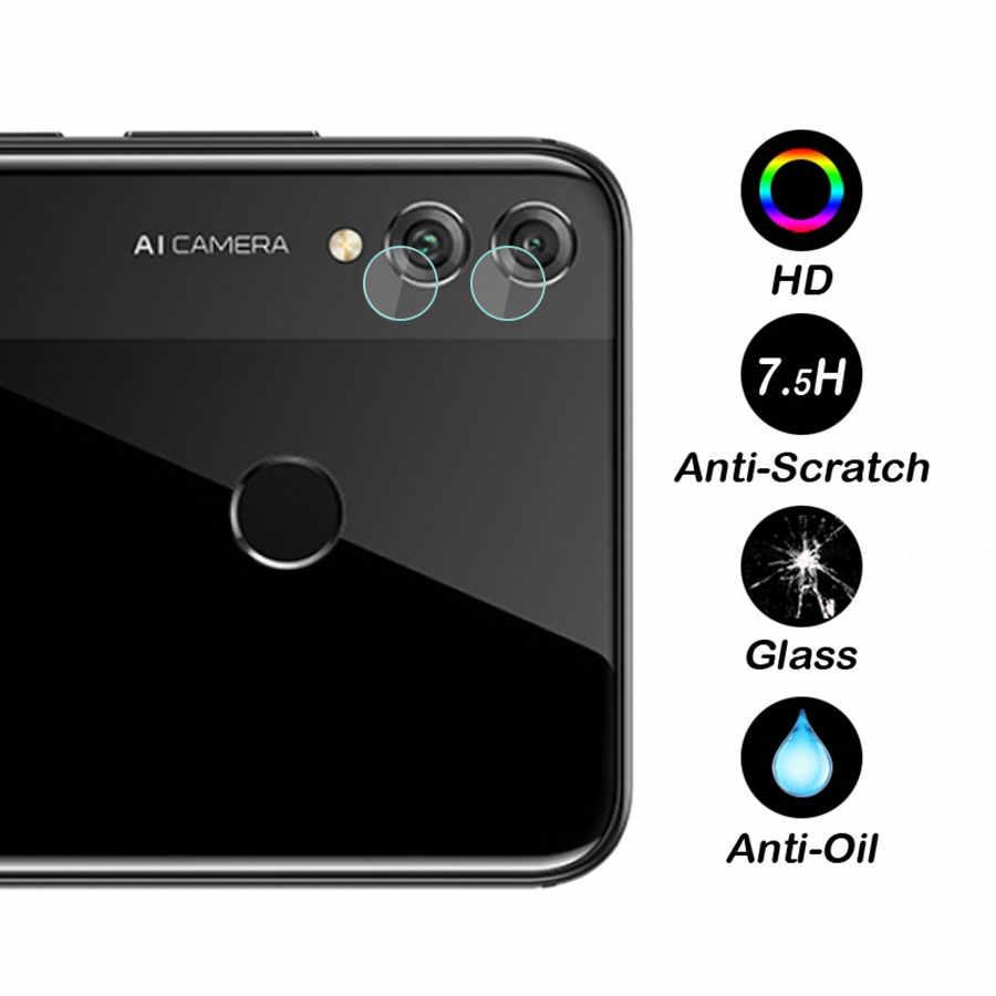 KLOVRRD Задняя крышка объектива камеры закаленное стекло для huawei Honor 8X Enjoy Max защитная пленка объектива для Honor 7X полное покрытие