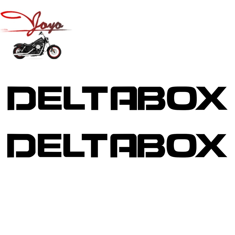 Brand New DELTABOX Decals Stickers For Motorcycle FZR600 FZR700 YZF R6/R7/R1 TZR125 TZR250 7
