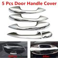 ABS Door Handle Cover Trim Chrome For Mercedes -Benz C Class W205 2014-2015