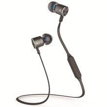 Plextone BX325 Шейным Спорта Bluetooth 4.0 Наушники Магнитный Шумоподавления Беспроводные Стерео Гарнитура с Микрофоном