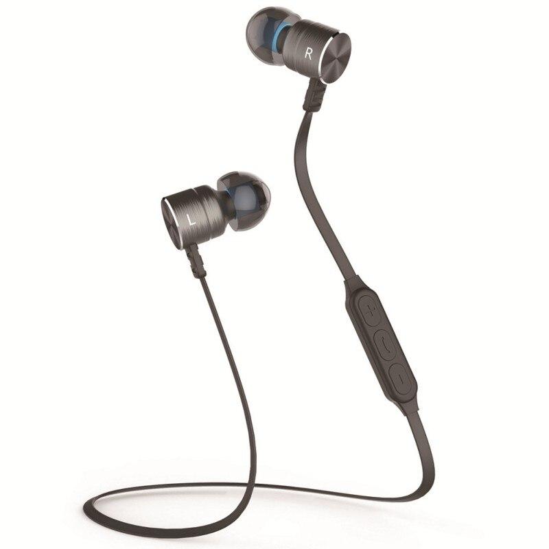 Plextone bx325 deportes neckband bluetooth 4.0 auricular magnética reducción de