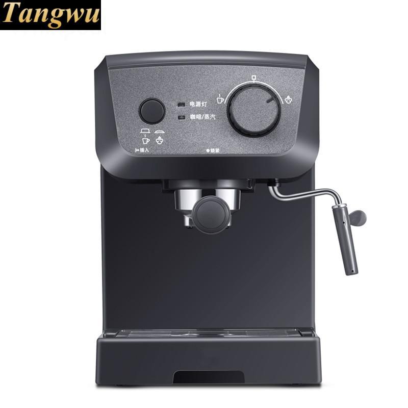 Kaffee maschine ist voll halbautomatische espresso