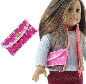 """Image 3 - Nuovo 3 Stile Diverso Borse misura per 18 """"pollici Americano Bambola Bambola Accessori"""