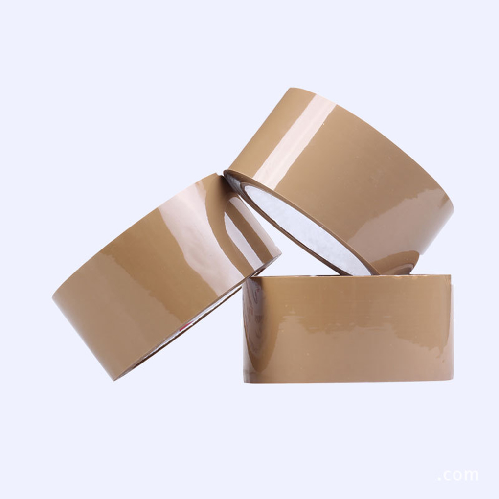 10 Rolls 48MM X 60 Yards Brown Parcel Box Adhesive Packing Packaging Shipping Carton Sealing Tapes