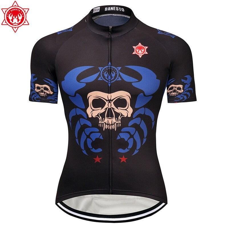 2018 Banesto New Mens Summer Cycling Jersey short sleeve Cycling Clothing Clothes Cycling Equipment Breathing air 100% Polyes