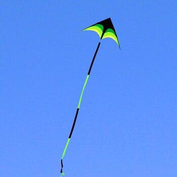 free shipping 10m big kite flying line ripstop nylon fabric outdoor toys cerf volant kite for adults kitesurf reel bag bird kite le camembert volant