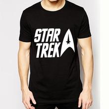 New Arrival High Quality Star Trek Funny Tshirts Vulcan Longevity And Prosperity Men T Shirts Cheap