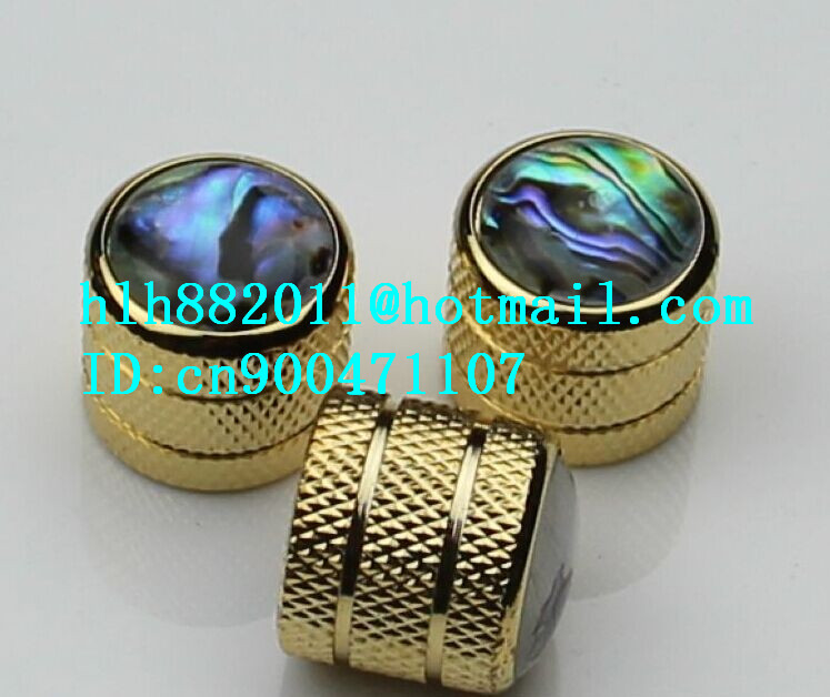 free shipping new electric guitar and bass 3 tone and  volume metal Choi bei electronic Control Knobs cap  NP011  DM-8128
