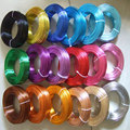 5 Meters / Roll of 2mm Aluminium Craft Floristry Wire For Jewelry Beading Making