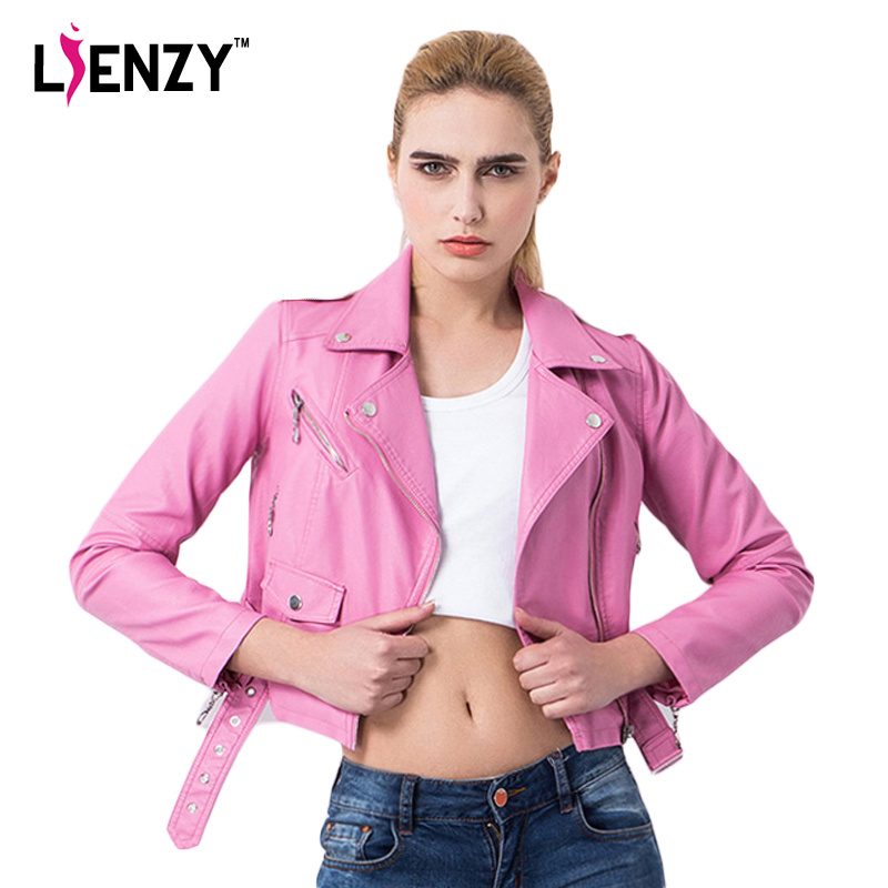 Online Get Cheap Cropped Leather Jacket -Aliexpress.com | Alibaba ...