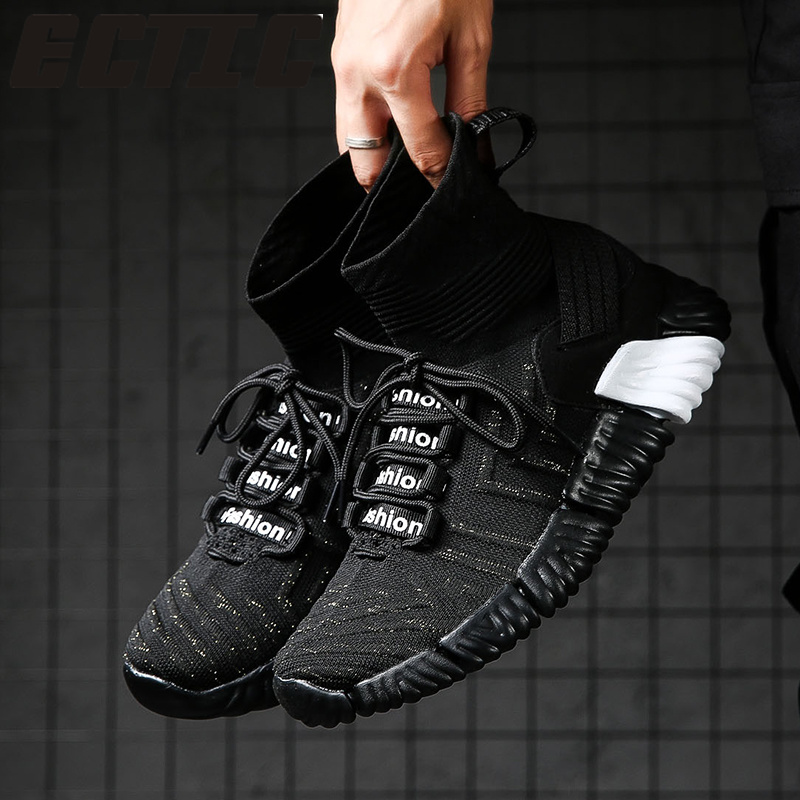 QWEDF 2019 Men Casual Shoes Big Size Breathable Anti Slip Luxury Male Shoes  Audlt Outdoor Working cbac4fc7da79