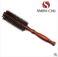 Hot Sell Pork Ribs Professional Hair Comb Fishbone Roll Spiral Roll Combs Styling 9803