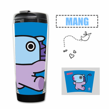 BTS BT21 Thermos Cup Mugs (9 Models)