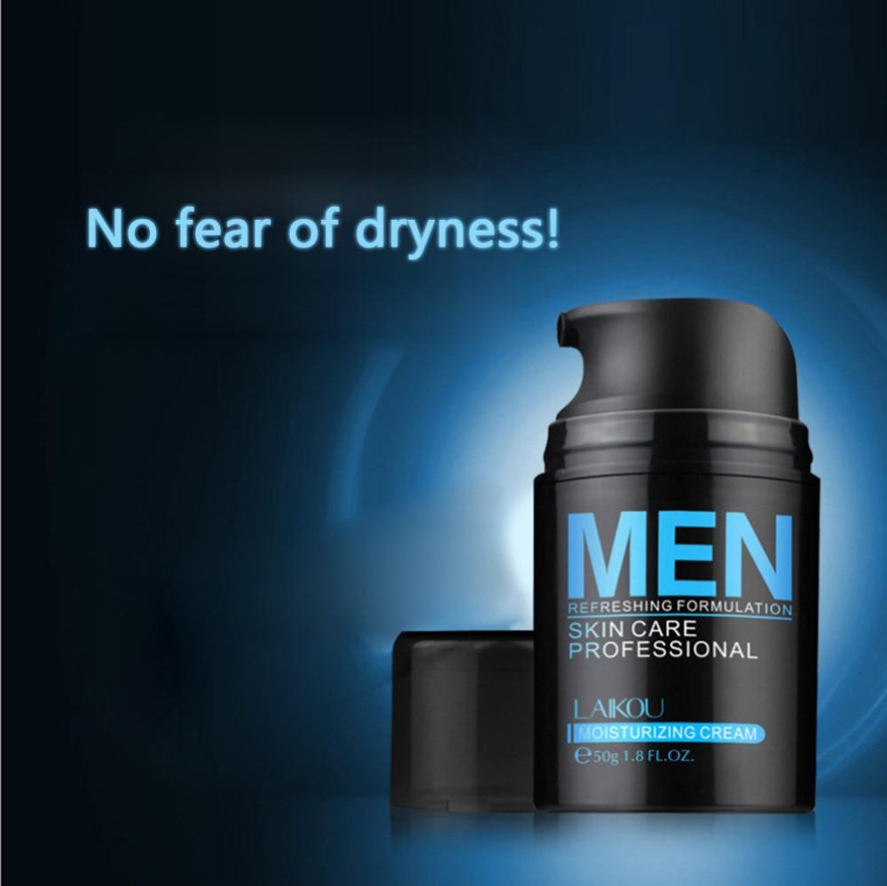 50g Brand Skin Care Men Deep Moisturizing Oil-control Face Cream Hydrating Anti-Aging Anti Wrinkle Whitening Day Cream 2