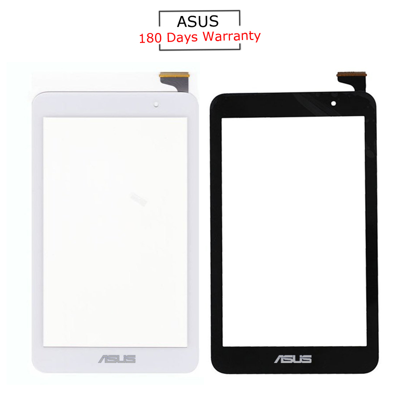 все цены на For Asus Memo Pad 7 ME176 ME176C ME176CX K013 Touch Screen Digitizer Glass Replacement Prats Black/White онлайн