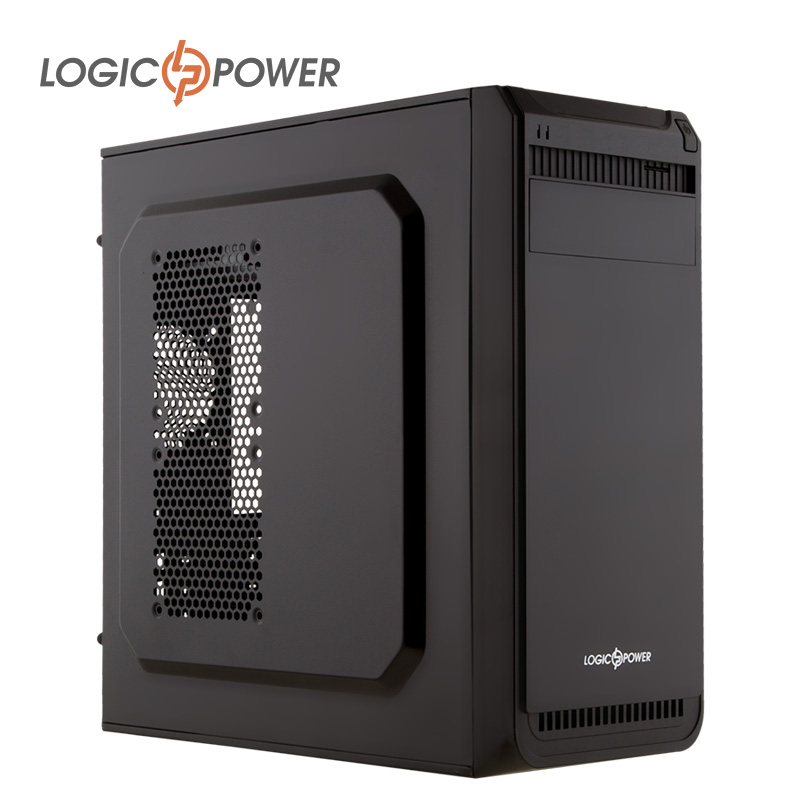 LOGIC POWER desktop computer case New Arrivals ,80mm FAN USBx2, SSDx2,  HDDx2,CD-ROMx1,PCIx7, AUDIO In / Out #5212 bayo akinnola using fuzzy logic in patient computer assisted diagnosis