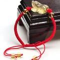 Цитрин бусины браслет фэн-шуй богатство Pixiu браслет лаки браслет