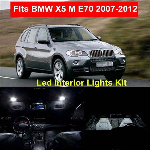 16 2 40 De Descuento Wljh 18 Unids Super Brillante Blanco Error Libre Canbus Led Luces Interiores Paquetes Kits Para Bmw X5 M E70 2007 2012 En