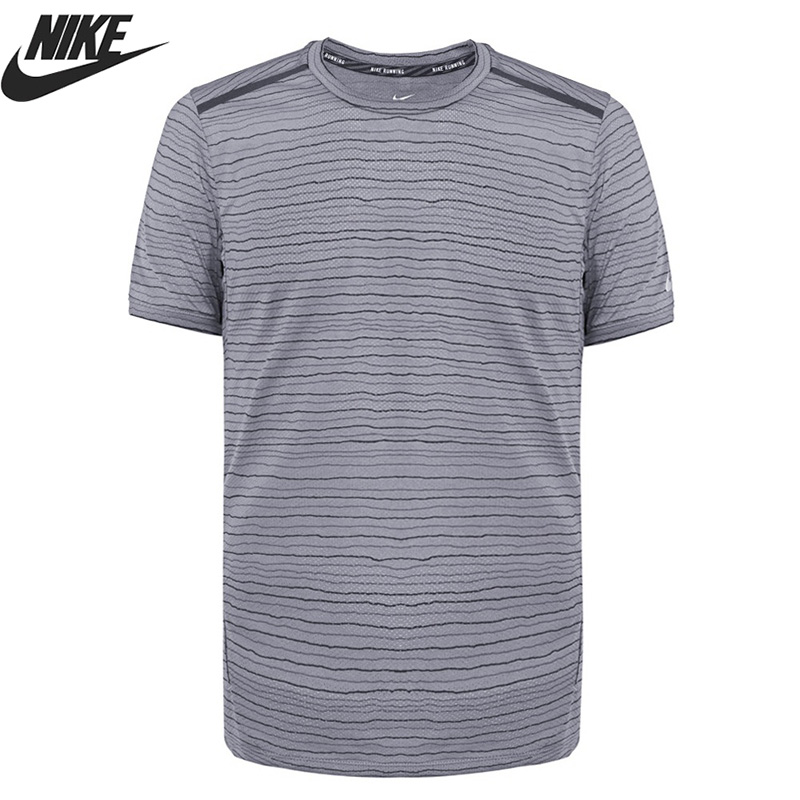 ФОТО Original New Arrival  NIKE DRI-FIT Men's T-shirts short sleeve Sportswear
