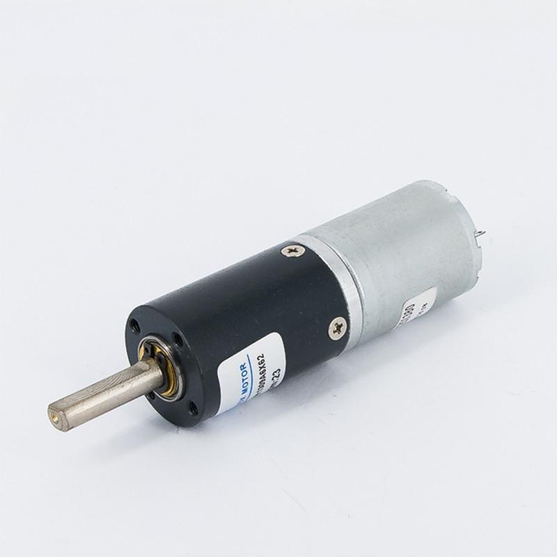 Zhengke zgx24rp dc 12v 24v 10rpm23rpm120rpm planetary gear for 120 rpm dc motor