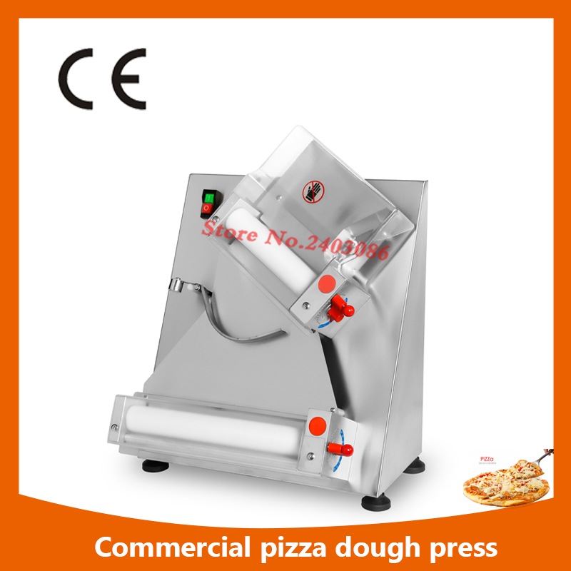 Professional dough roller pizza dough press machine for Food bar press machine