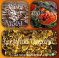 (500mg*6000 Softgels) 350:1 Duan-Wood Ganoderma Lucidum/Reishi Spore Extract Oil Triterpene30%