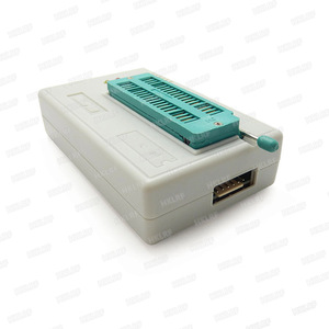 Image 4 - XGECU 100% Original New TL866II Plus Universal Minipro Programmer+24 Adapters+Test Clip TL866  PIC Bios High speed Programmer