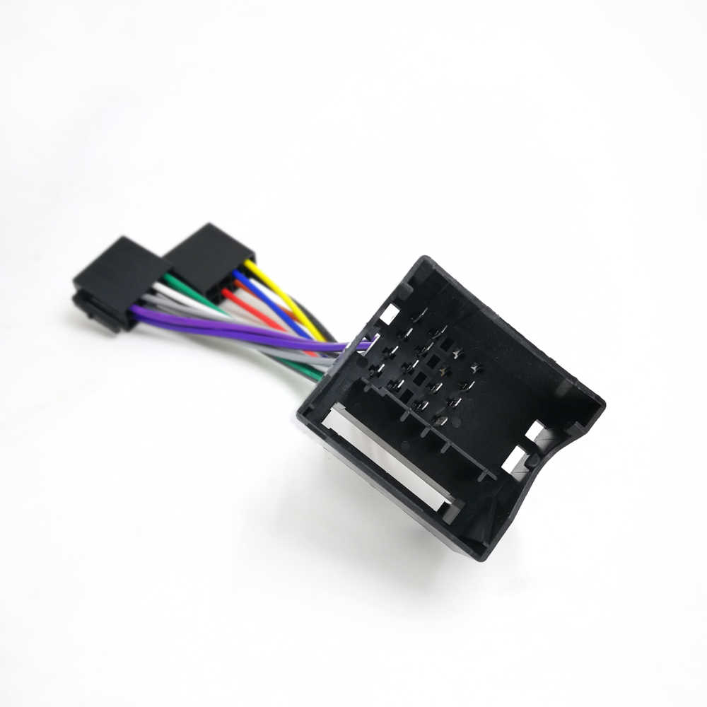 small resolution of detail feedback questions about biurlink car radio iso plug adapter cougar car stereo radio wiring harness adapter iso lead wiring harness
