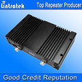 Dual Band Repetidor GSM 850 1800 Impulsionador do Sinal CDMA AGC MGC 850 Mhz DCS 1800 MHz Dual Band 3G Sinal de Telefone Celular Impulsionador 75db 27dBm