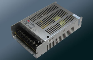Image 4 - משלוח חינם! דגם חדש 5 V 40A 200 W החלפת ספק כוח נהג תצוגת LED אור הרצועה AC110V/220 V ספק מפעל