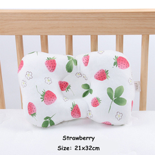 Baby Pillow Toddler Head Protection Cushion Infant Bedding Nursing Pillow Newborn Sleeping Positioner Anti Roll Pillows 0-3Y