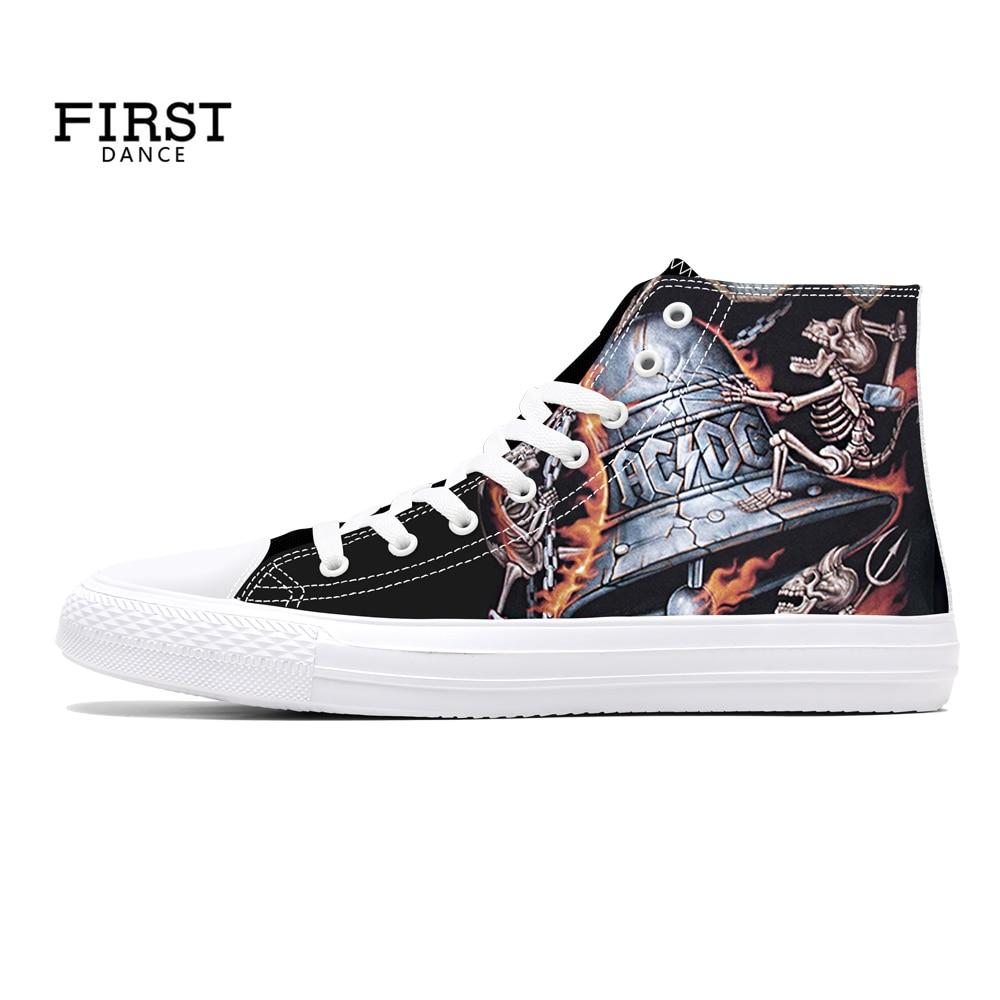 Canvas High Top Sneaker Casual Skate Shoe Boys Girls Indian Archer Massachusetts Flag