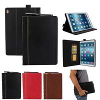 tablet case funda For IPad Pro10.5 Inch Bracket With Pen Case Leather Magnetic Protective Cover tablet stand holder Q70