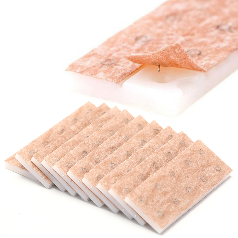 100 Pcs/box   Needles Disposable Relaxation Ears Stickers   Press Needles For Ear Massage