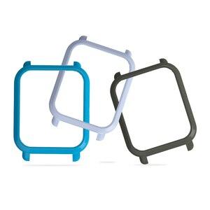 Image 3 - Correa de muñeca para pulsera Amazfit Bip GTS, correa de reloj de 20mm para Xiaomi Huami Amazfit Bip, funda protectora para Amazfit Bip S