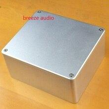WEILIANG аудио квадратная алюминиевая крышка трансформатора для выходного трансформатора 160*140*75 мм