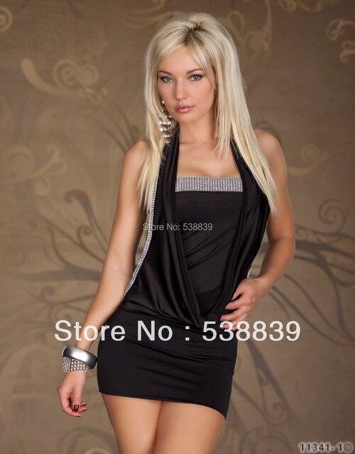 Free Shipping Black 2 Color Sxxl Plus Size Women Sexy -8915