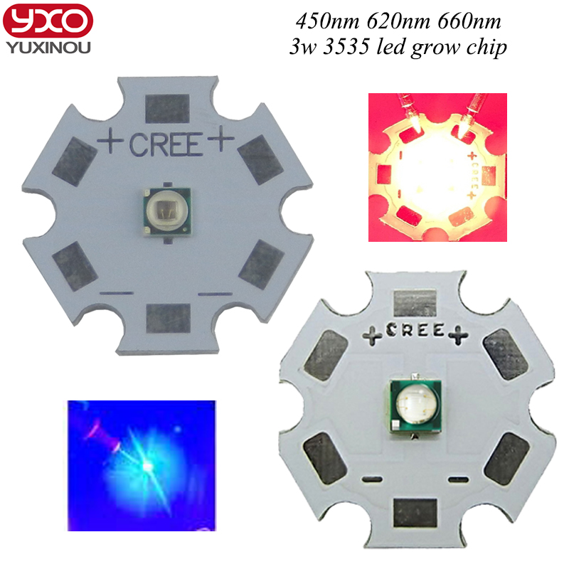 Cree XPG R5 LED Emitter 5W 5Watts Cool White Light 493Lm with 12mm base