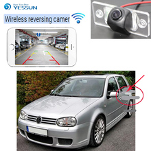 YESSUN car hd new wireless Rear  Camera for Bora A4 1999~2005 Night Vision Backup Camer