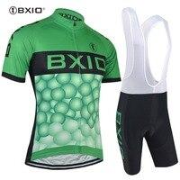 BXIO 2020 Pro 사이클링 저지 자전거 사이클 유니폼 Ropa De Ciclismo 해적 자전거 세트 Skinsuit Clothing Roupa Ciclismo 056