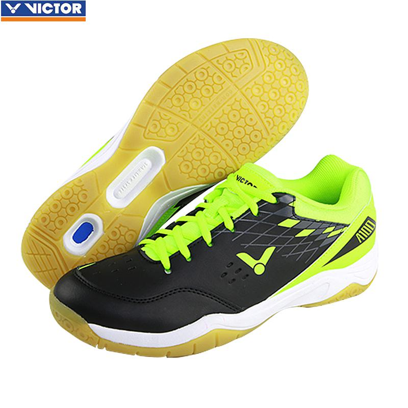 New Victor Badminton Shoes For Men Women Athletic Sneaker Cushion Sport Tennis Shoe A100