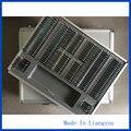 Julgamento Lens Set 158 pcs Lente Caixa De Alumínio Caixa de Alumínio Aro B Classe Qualidade JS-158 Evidência
