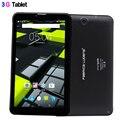 Новый 7 Дюймов 3 Г Телефонный Звонок Quad Core IPS LCD Android 5.1 леденец Таблетки пк Bluetooth 8 ГБ Мини Pad телефон СИМ-Карты Кожаный чехол