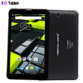 Novo 7 Polegada 3G Phone Call Quad Core IPS LCD Android 5.1 pirulito tablets pc bluetooth 8 gb mini pad tampa de couro de telefone do cartão sim