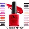#61508 El Envío Libre Del Arte Del Clavo Diseño Manicura Venalisa Nueva 60 Color 7.5 Ml Empapa de Polaco Del Gel UV LED Esmalte de Uñas de Gel laca